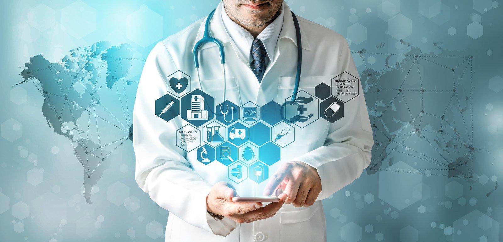 Healthcare industry - meet Xerox ConnectKey - your new best friend.