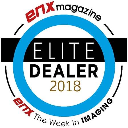 Benchmark Business Solutions - ENX Magazine's Elite Dealer 2018